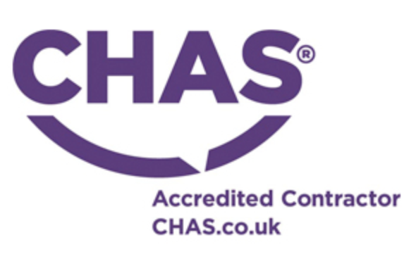 KNR Scaffolding are CHAS accredited scaffolders
