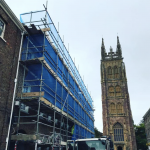 Scaffold Rental Taunton and Somerset - KNR Scaffolding