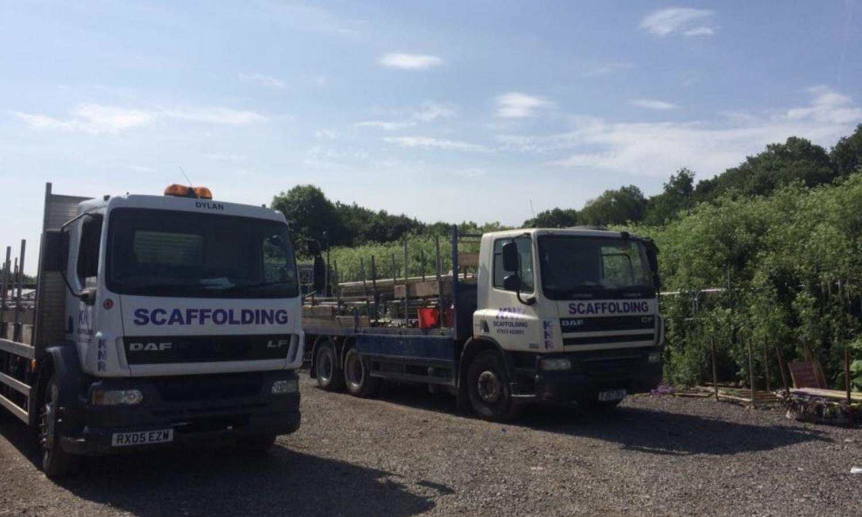 Scaffolding Taunton - Scaffolding Somerset - KNR Scaffolding